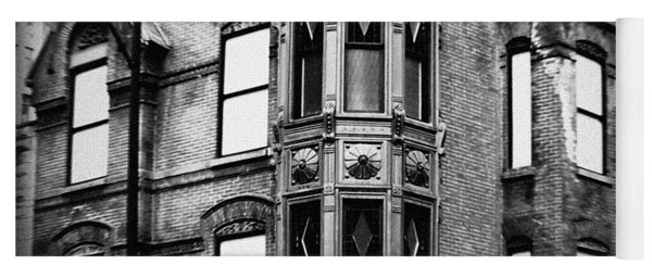 Chicago Historic Corner Yoga Mat