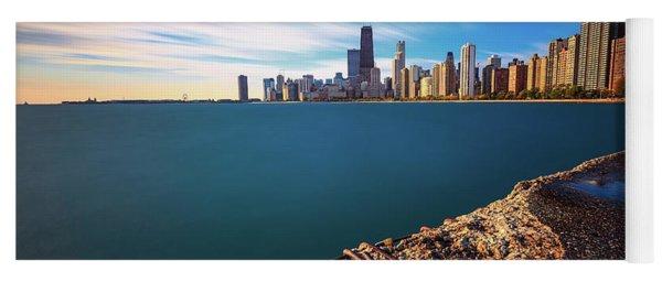 Chicago Rough Yoga Mat