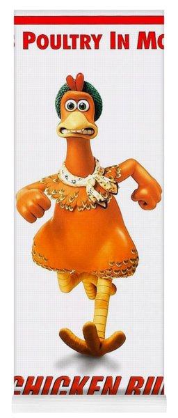 Chicken Run B Yoga Mat