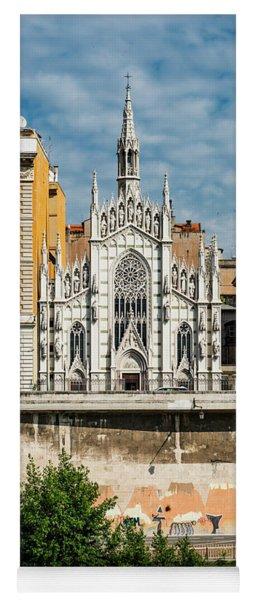 Chiesa Del Sacro Cuore Del Suffragio Yoga Mat