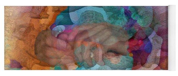 Hand In Hand Yoga Mat