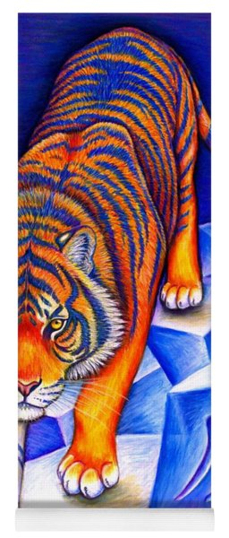 Chinese Zodiac - Year Of The Tiger Yoga Mat