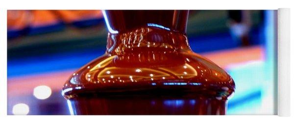 Chocolate Flow Yoga Mat