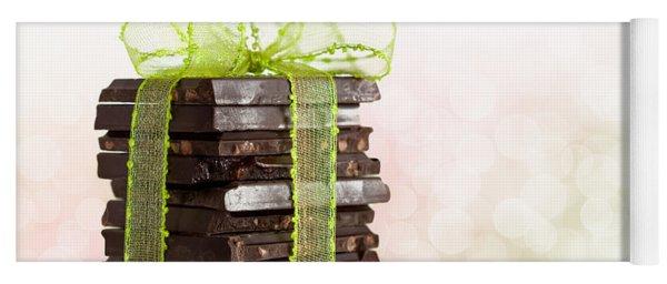 Chocolate Yoga Mat