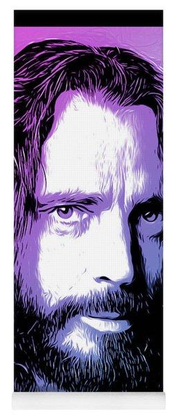 Chris Cornell Tribute Yoga Mat