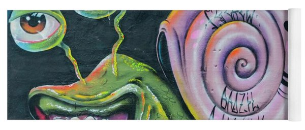 Christiania Mural Yoga Mat