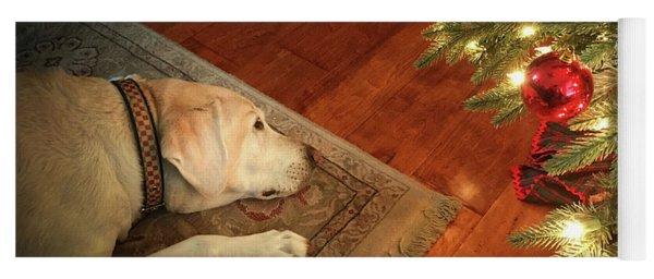 Christmas Dreams Yoga Mat