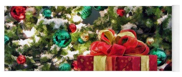 Christmas Gift Yoga Mat