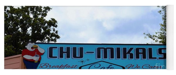Chu - Mikals - Friendly Austin Texas Charm Yoga Mat