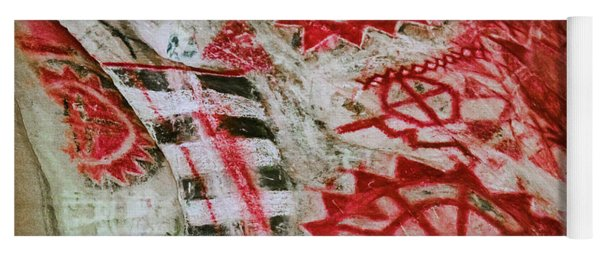 Chumash Painted Cave State Historic Park Yoga Mat