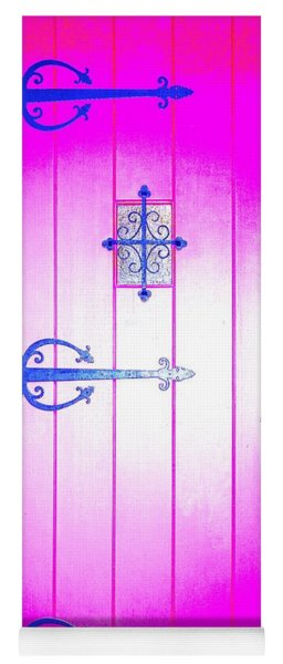 Church Door Yoga Mat