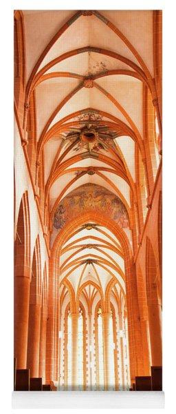 Church Of The Holy Spirit Yoga Mat