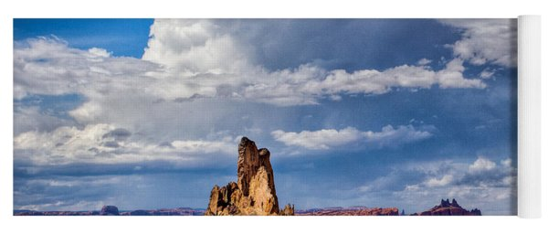 Church Rock Thunderhead Yoga Mat