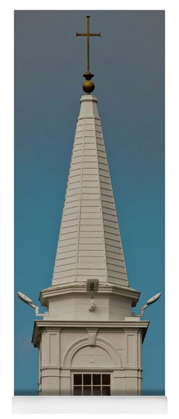 Church Steeple Yoga Mat
