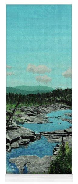 Churchill River Yoga Mat