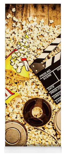 Cinema Of Entertainment Yoga Mat