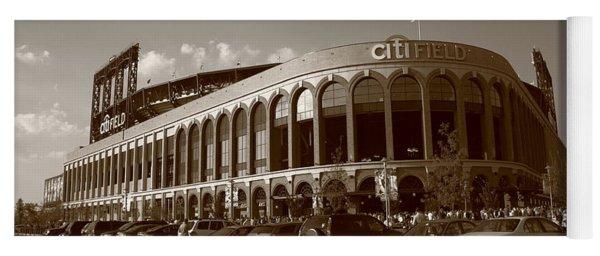 Citi Field - New York Mets 14 Yoga Mat