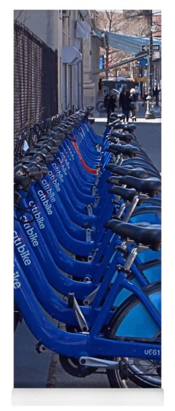 Citibike Yoga Mat