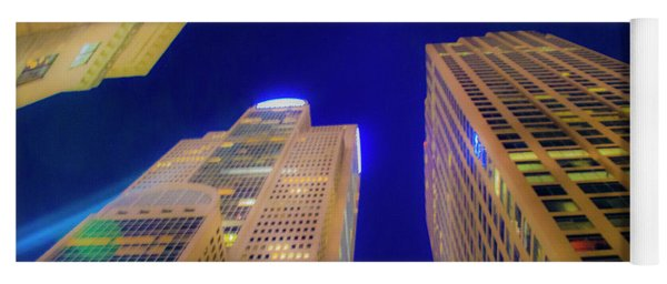 City Night Yoga Mat