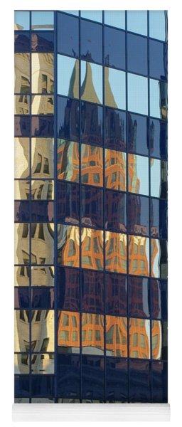 City Reflections 1 Yoga Mat