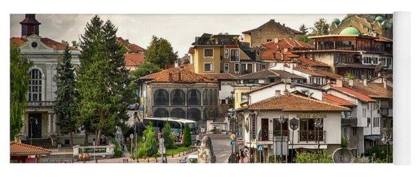 City - Veliko Tarnovo Bulgaria Europe Yoga Mat