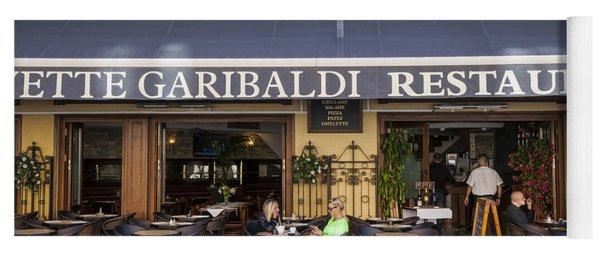 Civette Garibaldi Restaurant In Nice Yoga Mat