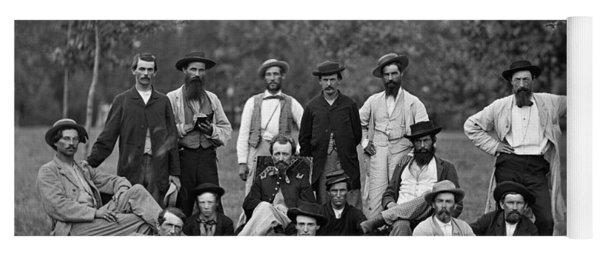 Civil War: Scouts & Guides Yoga Mat
