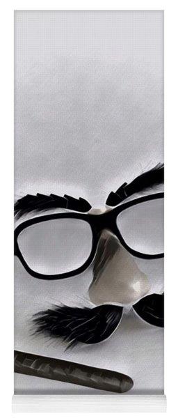 Classic Groucho Yoga Mat