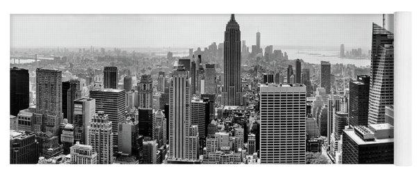 Classic New York  Yoga Mat