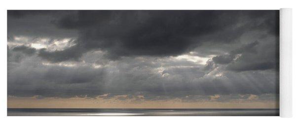Clearing Storm Yoga Mat