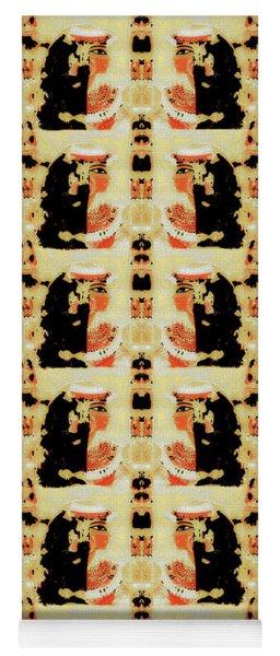Cleopatra Twins Yoga Mat