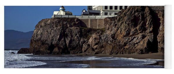 Cliff House San Francisco Yoga Mat