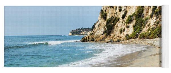 Cliffs At Paradise Cove Yoga Mat