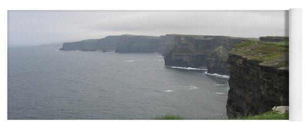 Cliffs Of Moher 1 Yoga Mat