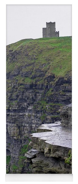 Cliffs Of Moher Ireland Yoga Mat