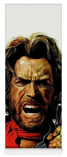 Clint Eastwood As Josey Wales Yoga Mat