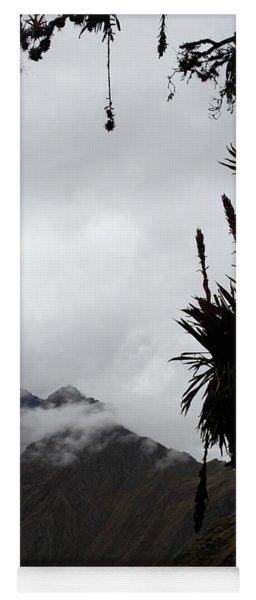 Cloud Forest Musings Yoga Mat
