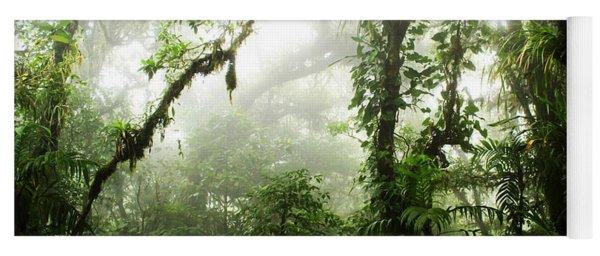 Cloud Forest Yoga Mat