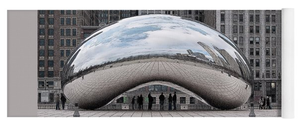 Cloud Gate Yoga Mat