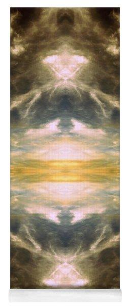 Cloud No.3 Yoga Mat