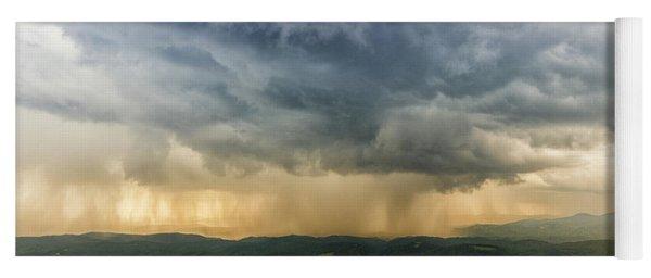 Storm Clouds - Blue Ridge Parkway Yoga Mat