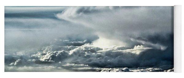 Clouds Yoga Mat