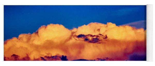 Clouds Vi Yoga Mat