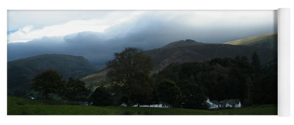 Cloudy Hills Yoga Mat