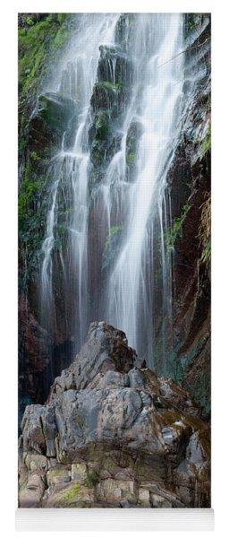 Clovelly Waterfall Yoga Mat