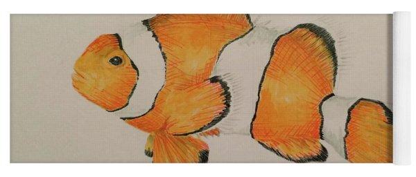 Clown Fish Yoga Mat