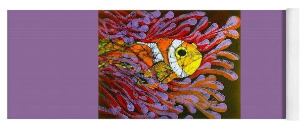 Clownfish I  Yoga Mat