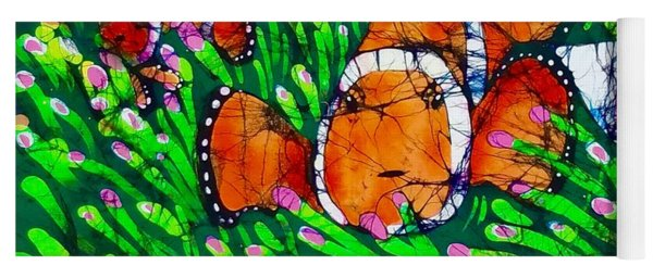 Clownfish II Yoga Mat