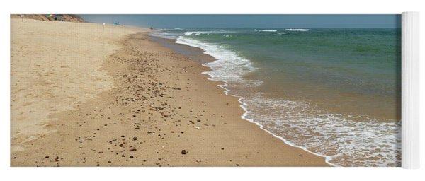 Coast Guard Beach Cape Cod Yoga Mat