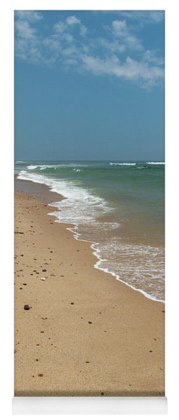 Coast Guard Beach Cape Cod Yoga Mat